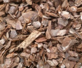 Playground Bark Chippings